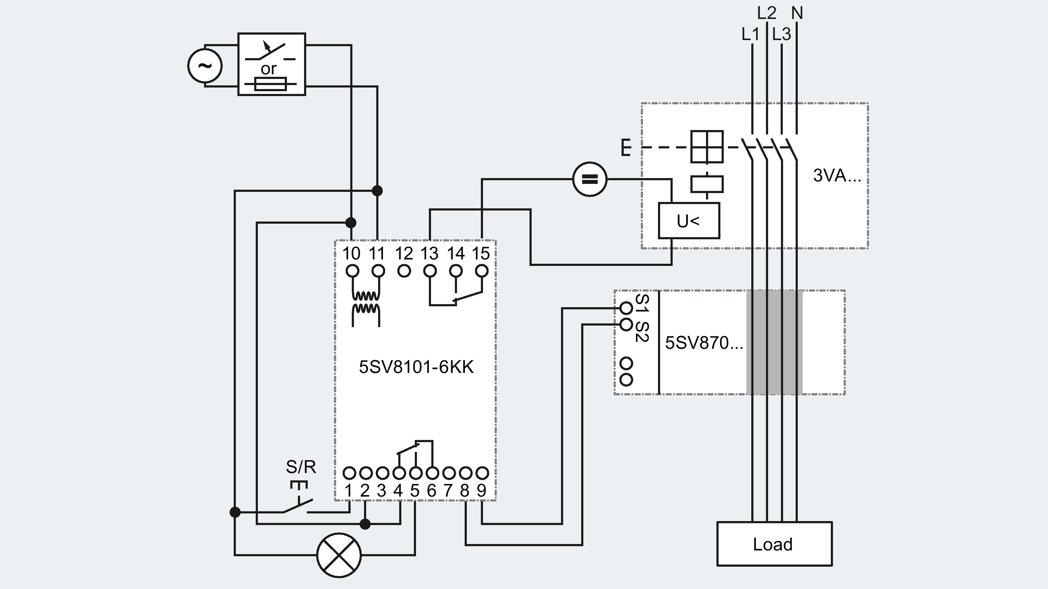 Siemens Shunt Trip Breaker Wiring Diagram Download