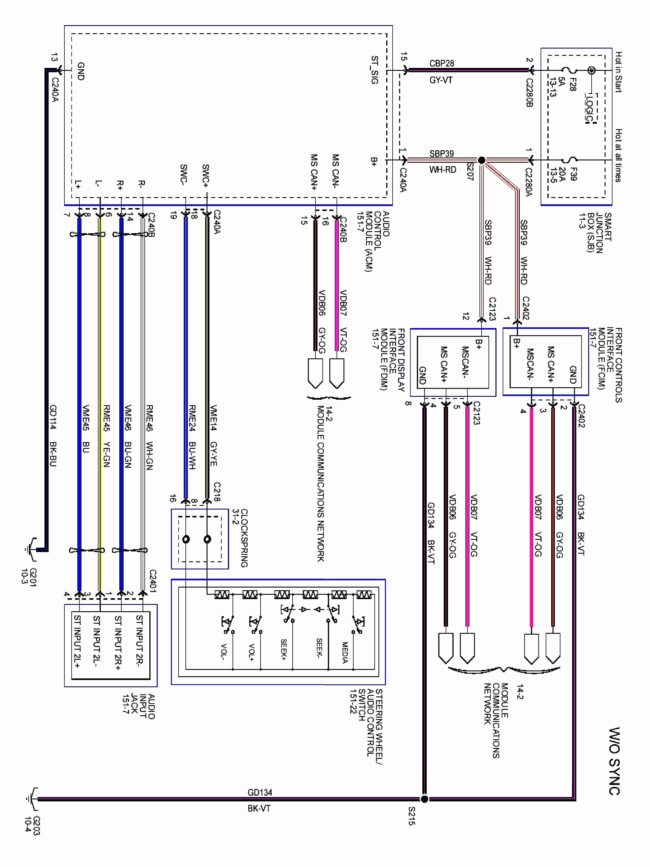 gallery of simple automotive wiring diagram sample