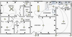 Smart Home Wiring Diagram Pdf - Smart Home Wiring Diagram Luxury Electrical Symbols are Used Home Electrical Wiring Plans In 11i
