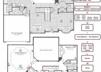 Smart Home Wiring Diagram - Wiring Diagram for Smart Home Refrence Famous Smart Home Wiring Diagram Crest Electrical Circuit Diagram 16l
