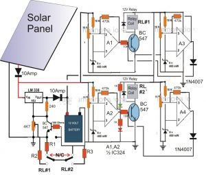Solar Panel Charge Controller Wiring Diagram - Diy solar Panel Wiring Diagram Awesome Homemade solar Mppt Circuit Maximum Schematic 1d