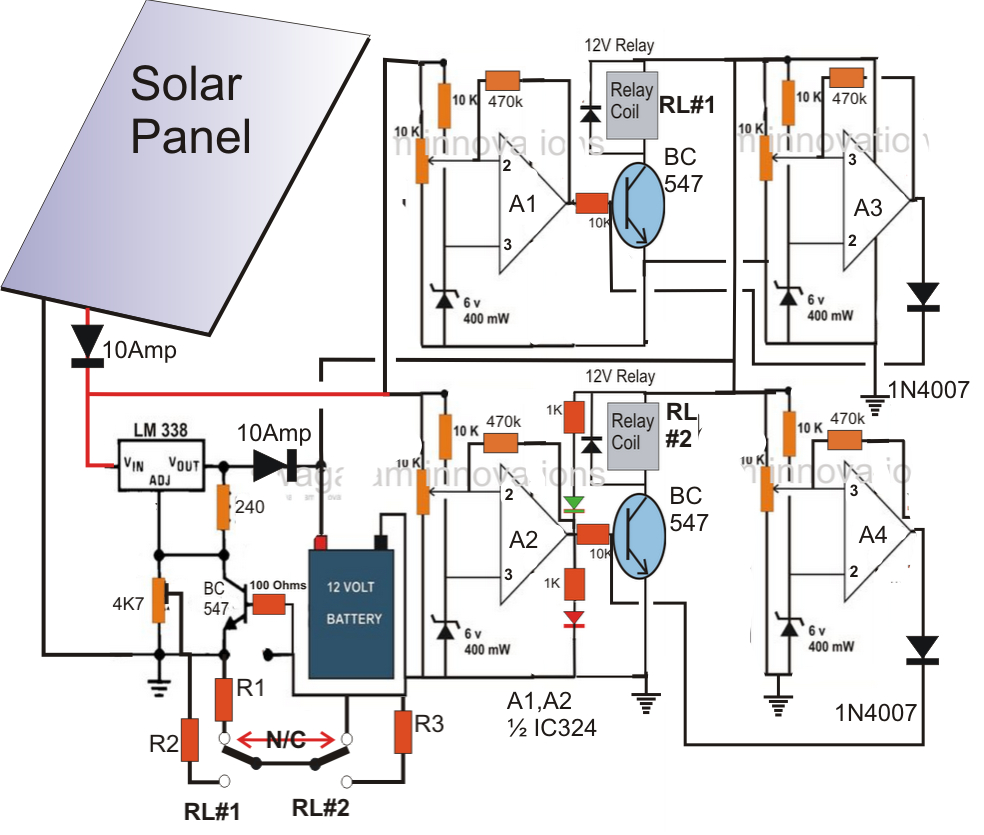 solar panel charge controller wiring diagram Collection-Diy solar Panel Wiring Diagram Awesome Homemade solar Mppt Circuit Maximum Schematic 4-i