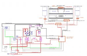 Solar Panels Wiring Diagram Installation - Wiring Diagram solar Panels Inverter Fresh Wiring Diagram for F Grid solar System Valid Electrical System 5t