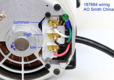 Spa Pump Motor Wiring Diagram - Our Price $392 30 20o