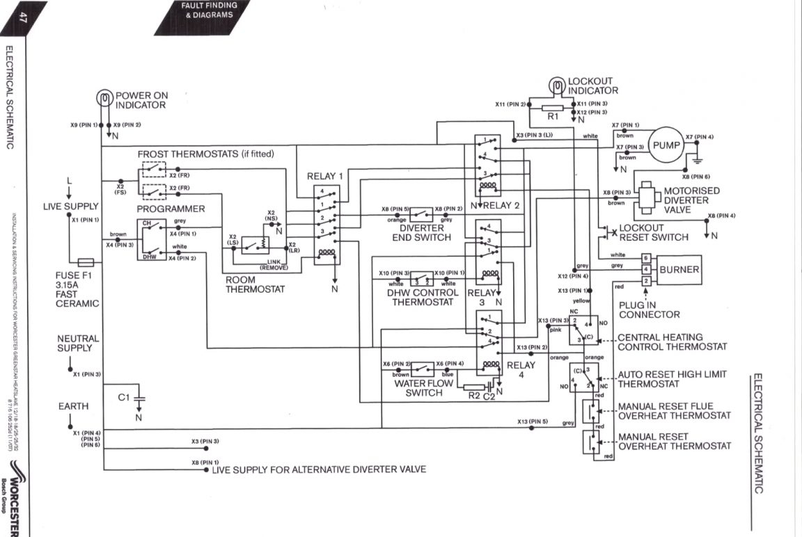 steam boiler wiring diagram Download-Steam Boiler Wiring Diagram New Boiler Control Wiring Diagrams Steam 11-f