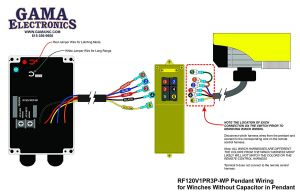 Strongway Electric Cable Hoist Wiring Diagram - Rf Remote Control for 120vac Pendant Controlled Hoists and Winches Rh Hoist Pendant Controls 9q