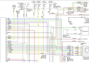 Subaru forester Radio Wiring Diagram - Subaru Wiring Diagram Color Codes Beautiful Wonderful E3 Vss Wiring Diagrams Contemporary Electrical Circuit 8a