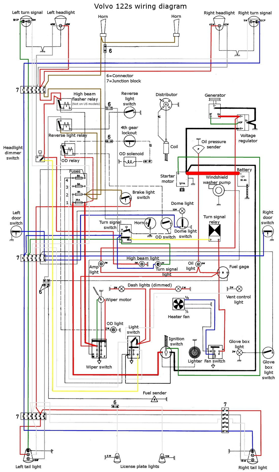 telephone wiring color code connection diagram subaru color code wiring diagram