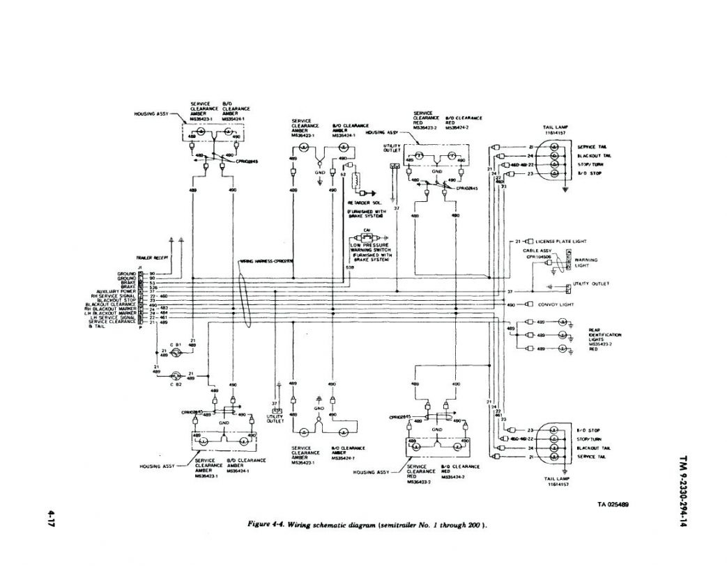 Sure Trac Dump Trailer Wiring Diagram Sample