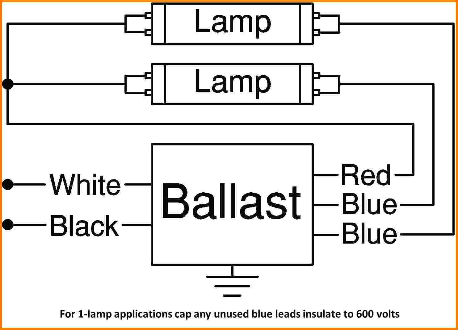 Find Out Here T8 Electronic Ballast Wiring Diagram Download  Lamp T Ballast Wiring Diagram on