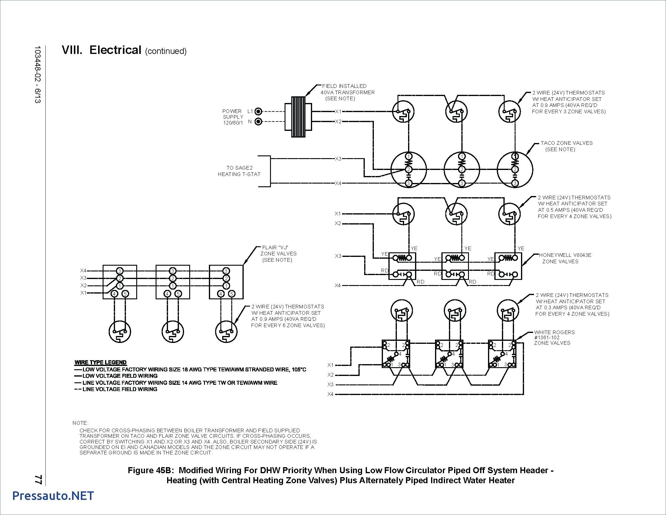 Taco Zone Valve Wiring Diagram Likewise 3 Wire Zone Valve Thermostat