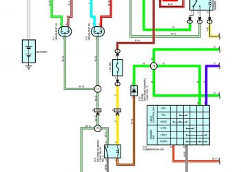 Tacoma Fog Light Wiring Diagram - 2013 Ta A Wiring Diagram Awesome Excellent 1995 toyota 4runner Wiring Diagram Contemporary 3r