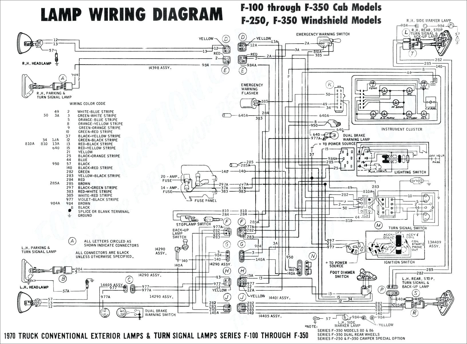 tail light wiring diagram ford f150 Download-Wiring Diagram for Automotive Lights New Stop Turn Tail Light Wiring Diagram Beautiful 1979 ford F150 16-r