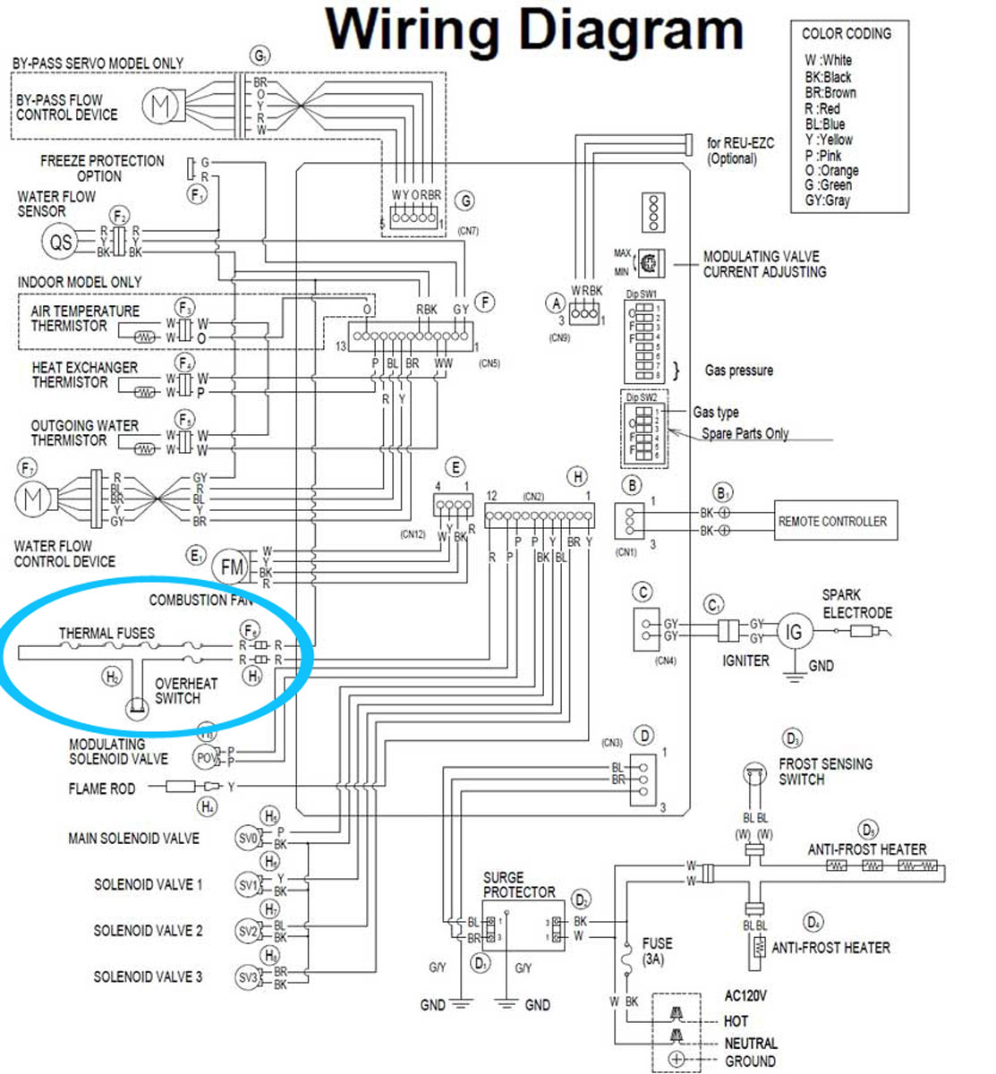 tankless water heater wiring diagram Collection-Check the electric troubleshoot from 2008 pdf Tankless gas water heater 1-o