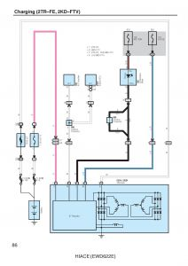 Tata Ace Electrical Wiring Diagram - 2006 toyota Hiace original and Coloured Electrical Wiring Diagram Pdf This Manual is Used 15a