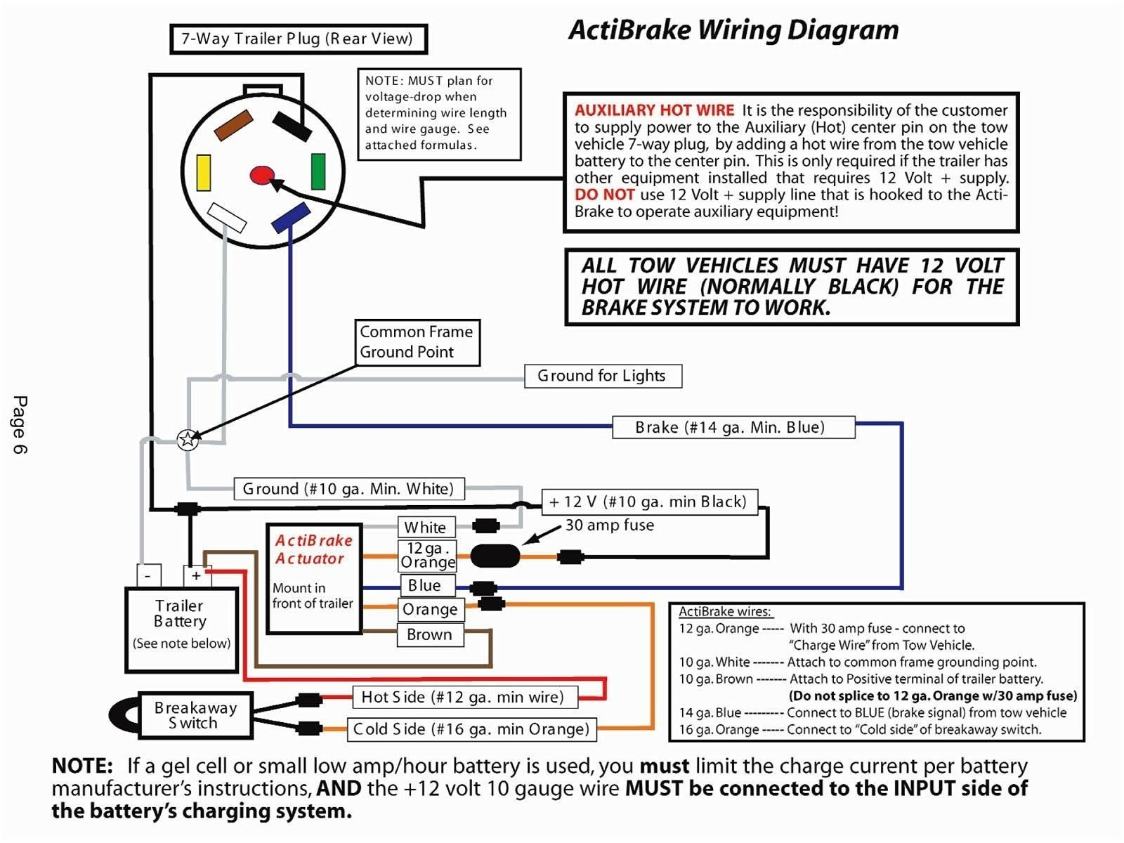 Circle J Trailer Wiring Diagram Ditch Witch Reese Internal Diagrams Rh Workwiring Today 4 Pin