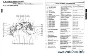 Toyota Corolla Wiring Diagram - toyota Camry Wiring Diagram Manual Images Guide Yaris 7g