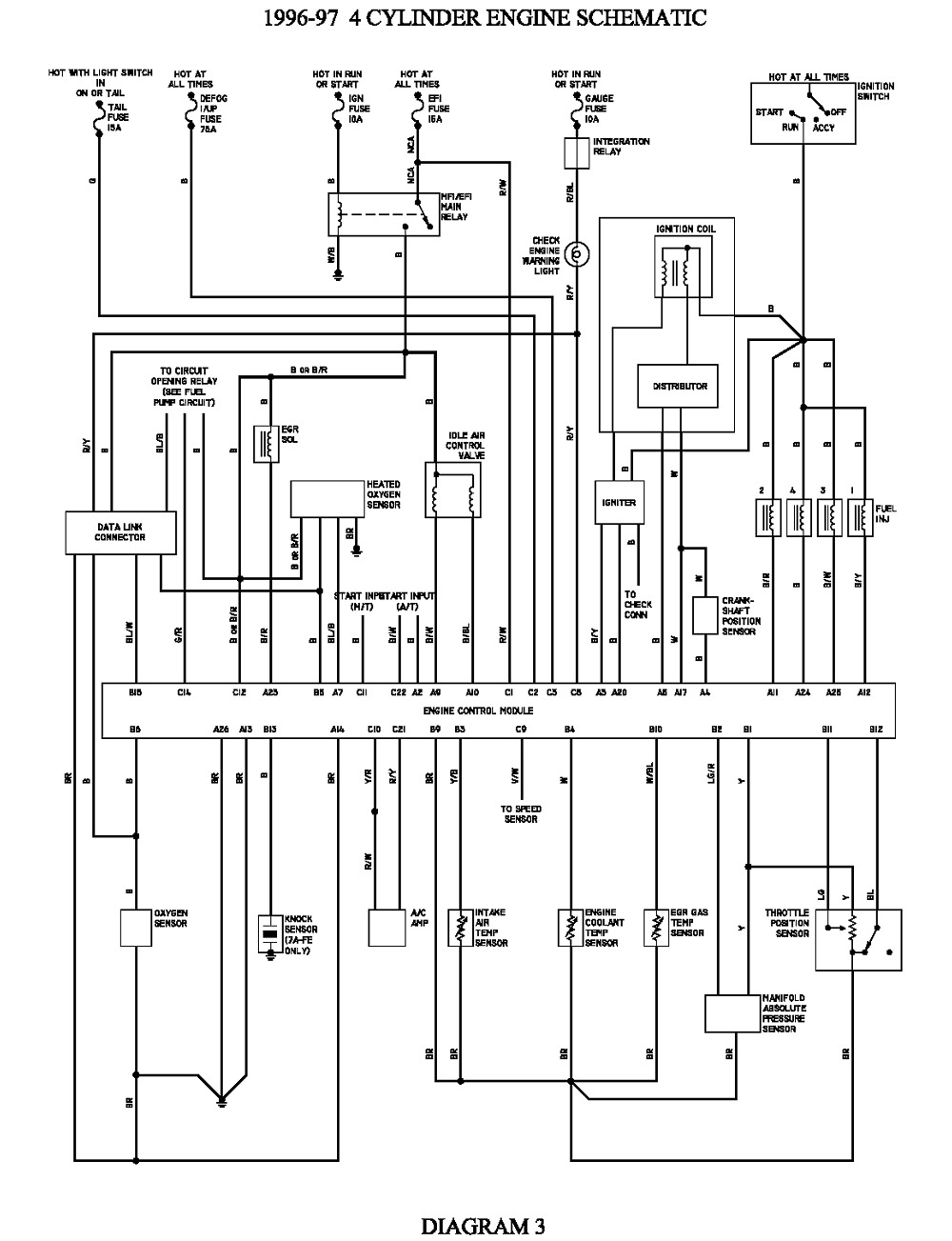 toyota corolla wiring diagram Collection-Toyota Corolla Wiring Diagram Awesome toyota Wiring Diagram Dolgular 9-p
