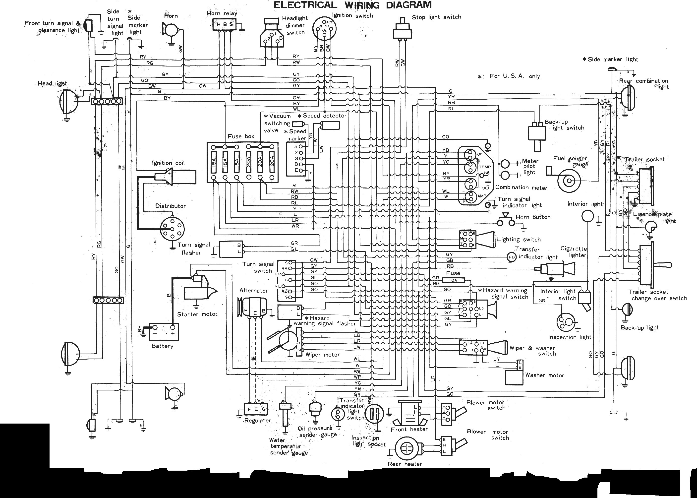 toyota forklift wiring diagram download  diagram of electric forklift wiring