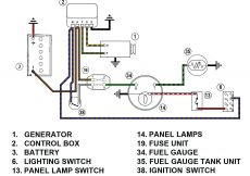 Tpi Tech Gauges Wiring Diagram - Tpi Tech Gauges Wiring Diagram Inspirational Fuel Gauge Wiring Diagram Vw Vdo with Simple Diagrams Wema 17a