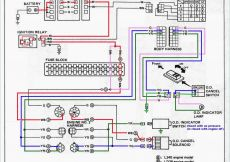 Trailer Junction Box Wiring Diagram - Wiring Diagram for Car Trailer New Automotive Trailer Wiring Diagram Valid Trailer Light Harness 14f