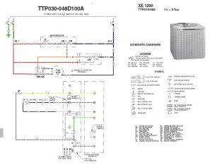 Trane thermostat Wiring Diagram - Outside Ac Fan Not Spinning Buzzing sound Trane Xe1200 Best Xe1000 Wiring Diagram In Trane Xe1000 Wiring Diagram 7f