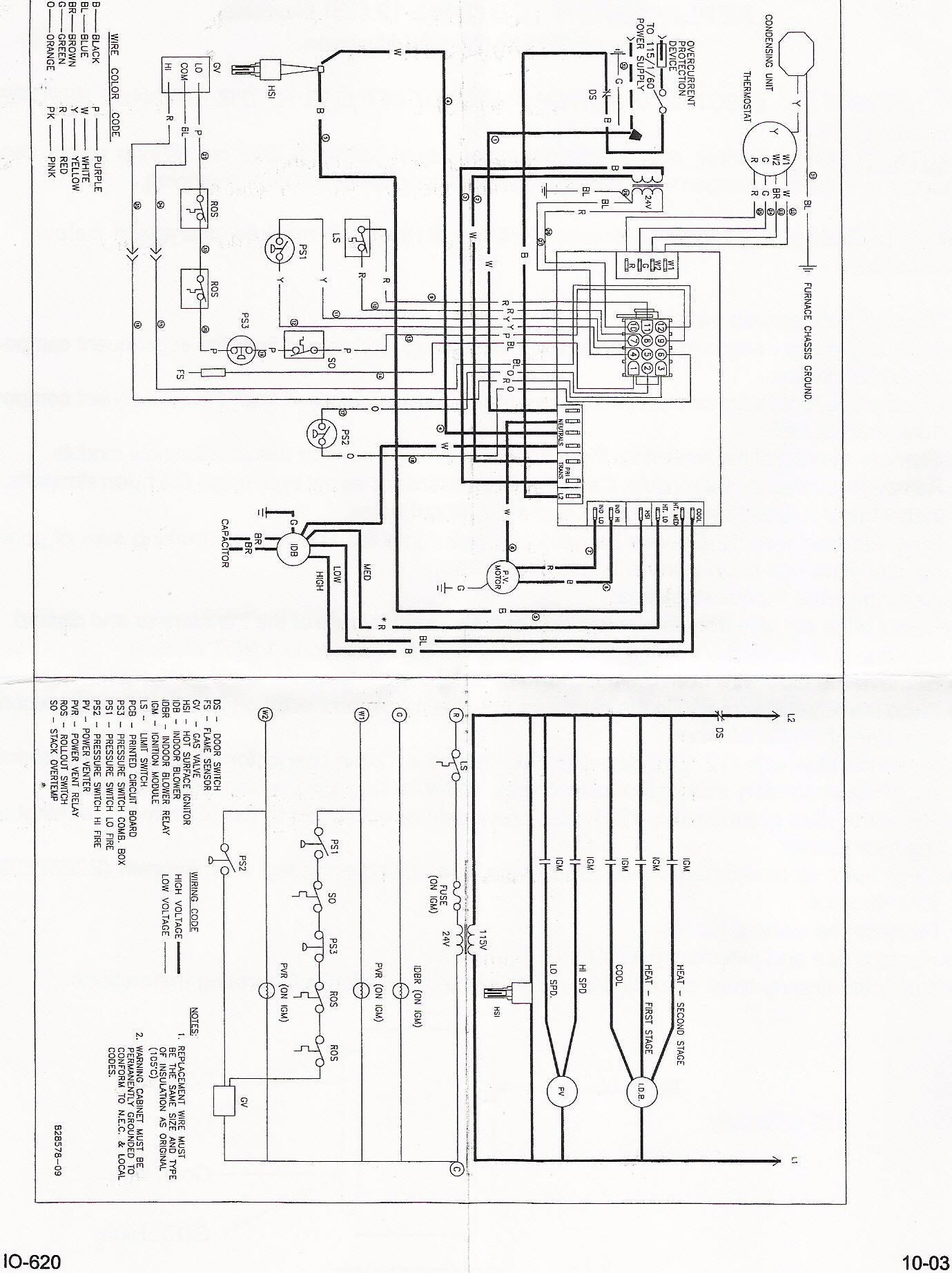 trane xr13 wiring diagram download