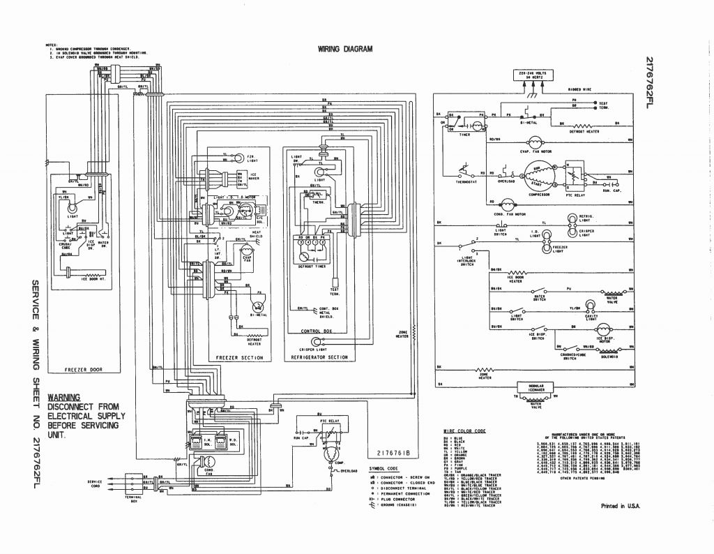 Find Out Here True Freezer T 49f Wiring Diagram Sample