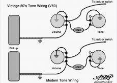 Vintage Les Paul Wiring Diagram - Gibson Les Paul Special Wiring Diagram New Modern Wiring Diagram Les Paul Best Vintage Wiring Diagram 14i