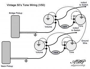 Vintage Les Paul Wiring Diagram - Vintage Wiring Diagram Les Paul Fresh Gibson 17f