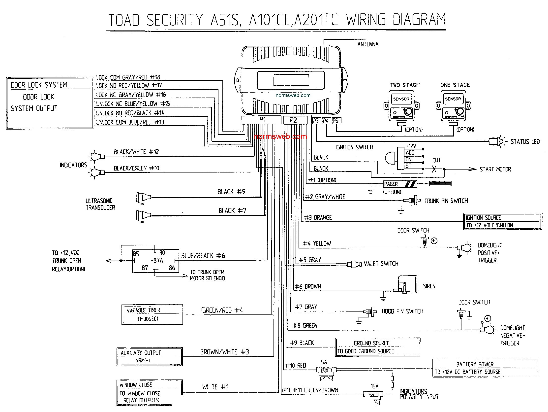 Viper 5305v Wiring Diagram Download
