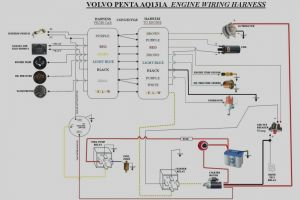 Volvo Ems2 Wiring Diagram - Unique Volvo Penta 4 3 Gl Wiring Diagram Diagrams 2h