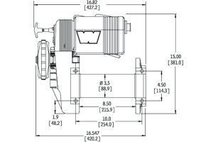 Warn Winch M8000 Wiring Diagram - Circuit Diagram Maker Mac Warn Winch Wiring M8000 Random 2 3a