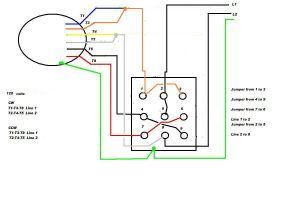 Weg 12 Lead Motor Wiring Diagram - Weg Motors Wiring Diagram Two Sd Motor 3 Phase and 19k