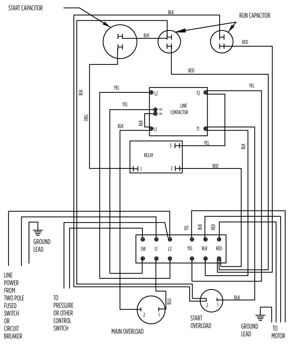 well pump control box wiring diagram Download-franklin electric control box wiring diagram Collection Power Pole Wiring Diagram Me 8 d 4-j