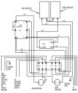 Well Pump Wiring Diagram - 2 Wire Submersible Well Pump Wiring Diagram Best 3 Wire Submersible Pump Wiring Diagram Wellread 19k