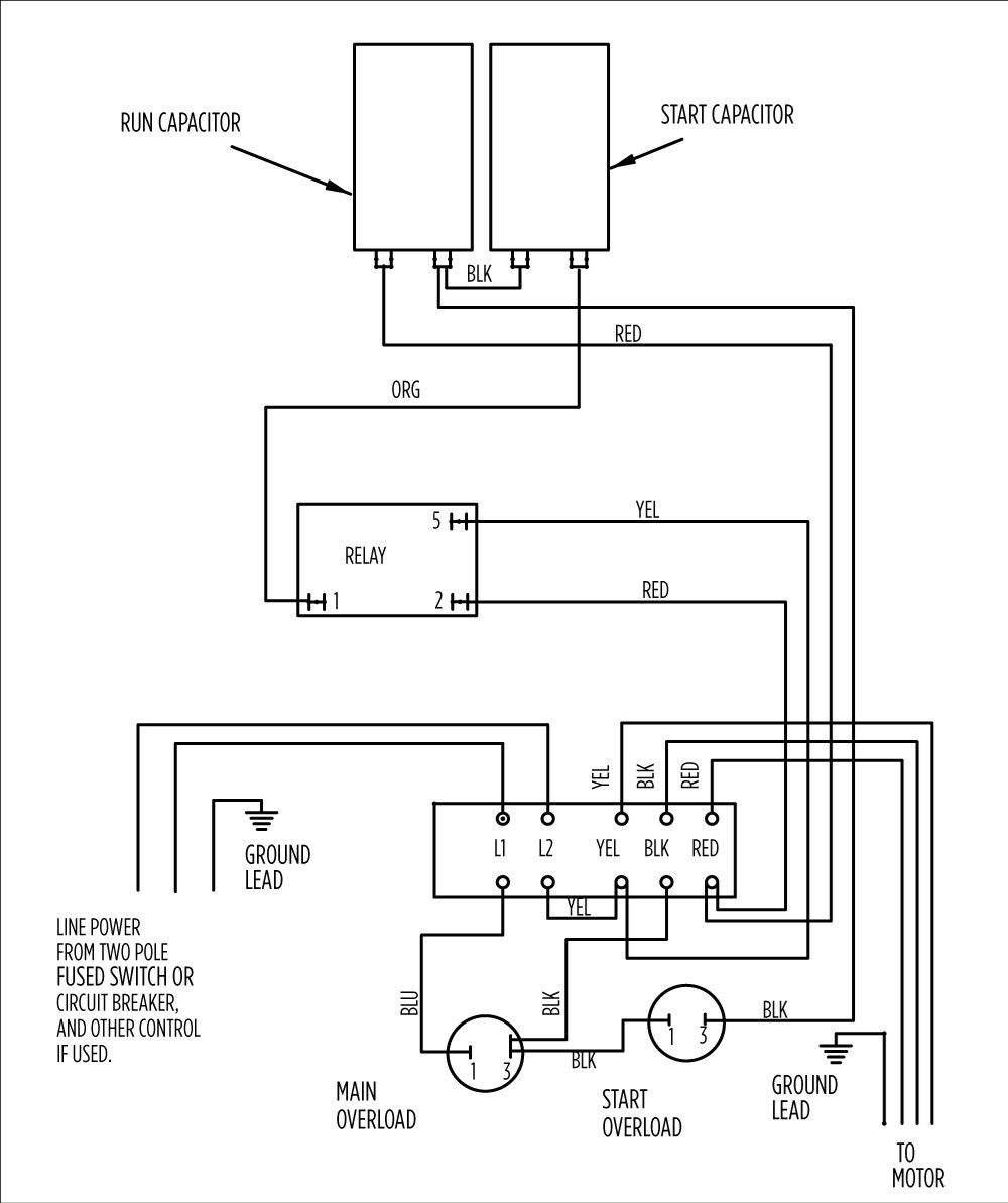 well pump wiring diagram Collection-3 wire well pump wiring diagram sample electrical wiring diagram rh metroroomph Submersible Well Pump Wiring Diagram Water Pump Motor Wiring 16-e