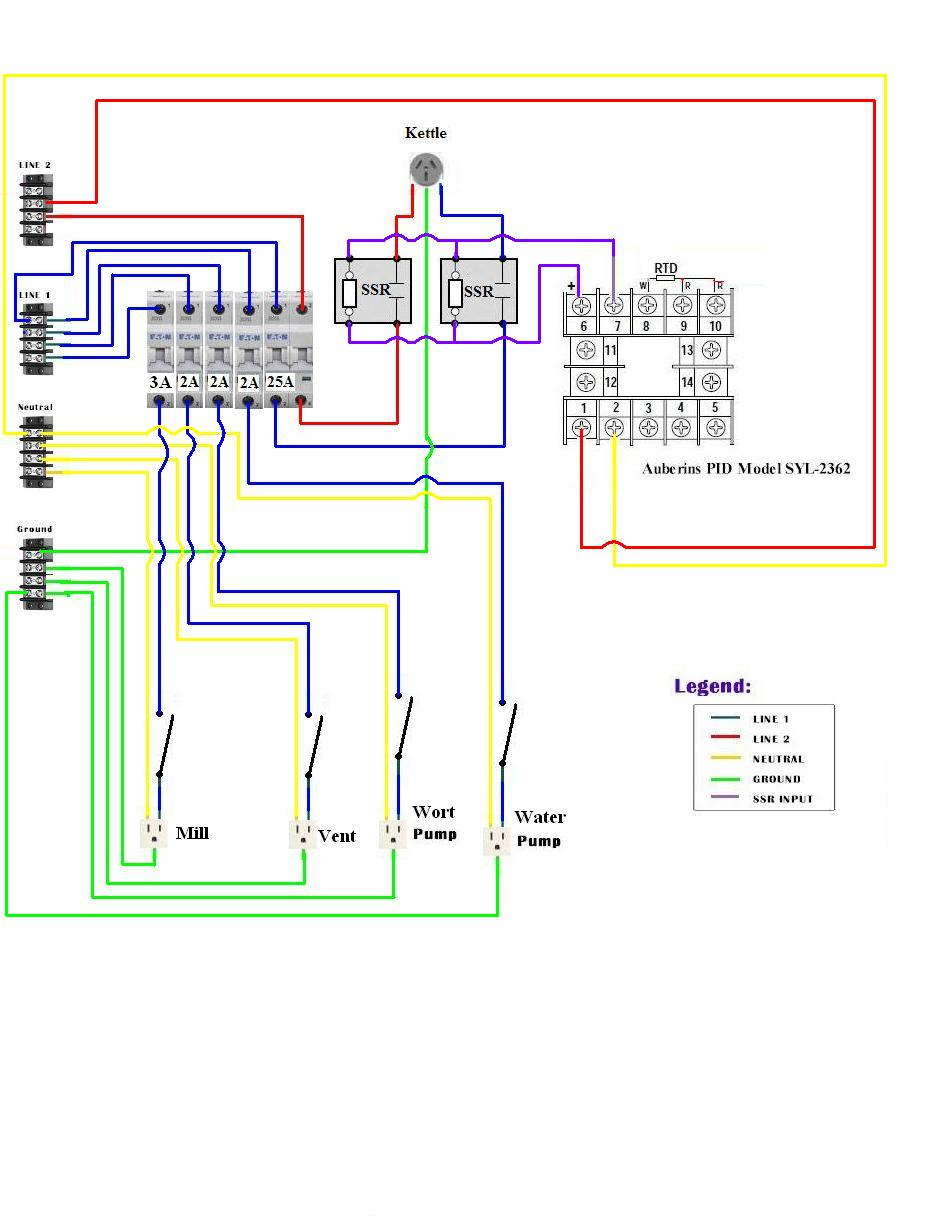Gallery Of Well Pump Wiring Diagram Sample