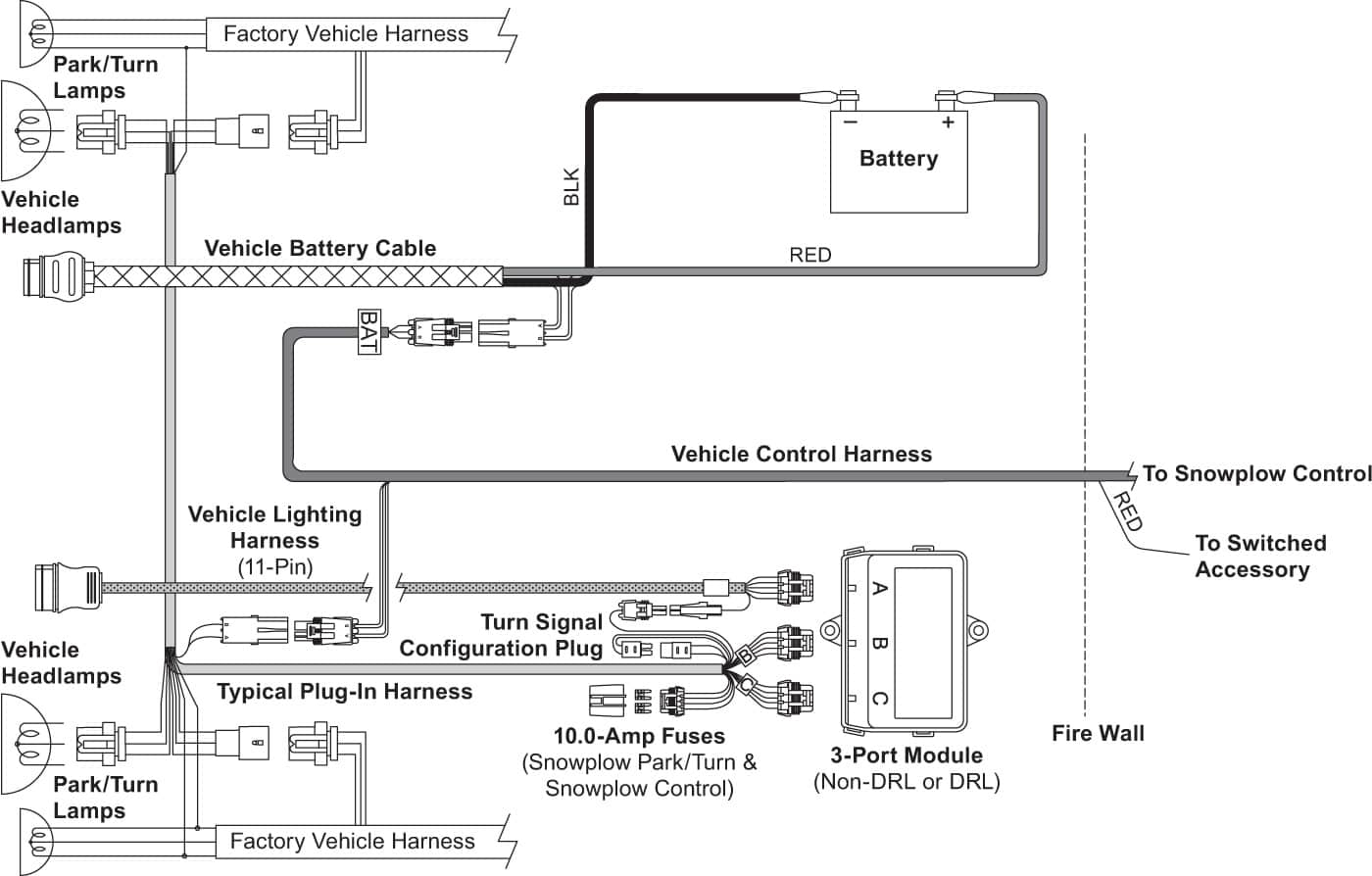 western snow plow wiring diagram Collection-Western Snow Plow Controller Wiring Diagram Download snow plow wiring diagram Luxury Fantastic Western Unimount 8-t