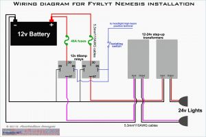 Whelen Tir3 Wiring Diagram - Wiring Diagram for Smart Relay Valid Whelen Tir3 Wiring Diagram – Wire Diagram 20p