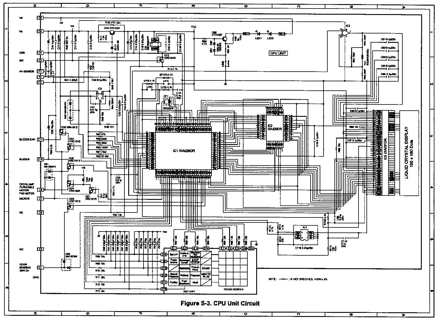 Diagram  Wiring Diagram Of A Microwave Oven Full Version Hd Quality Microwave Oven