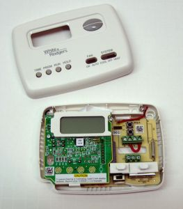 White Rodgers thermostat Wiring Diagram 1f78 - White Rodgers thermostat 1f78 Wiring Diagram Wire Center • 17o