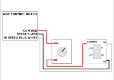 Whole House Fan Wiring Diagram - whole House Fan Timer and 2 Speed Switch Fantastic Wiring Diagram In 20k