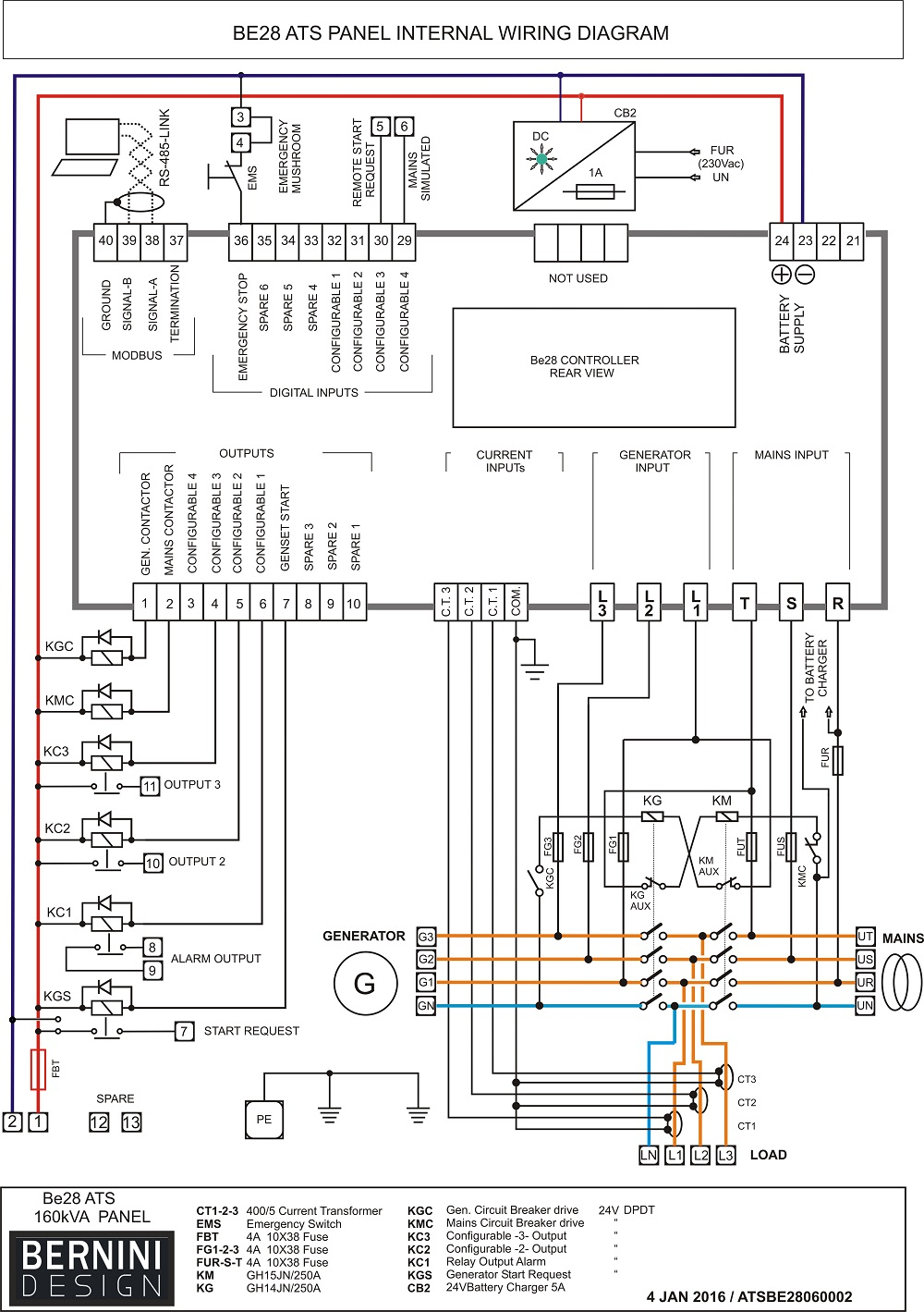 Find Out Here Whole House Generator Wiring Diagram Sample