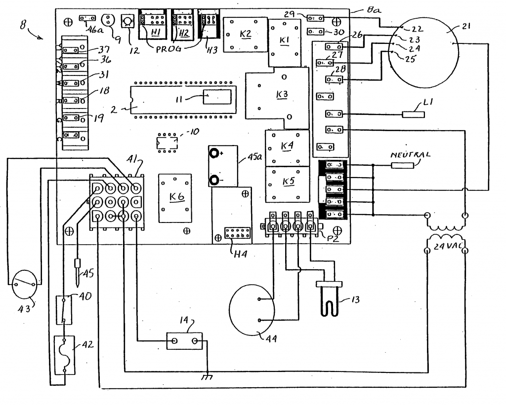 Get Williams Wall Furnace Wiring Diagram Sample