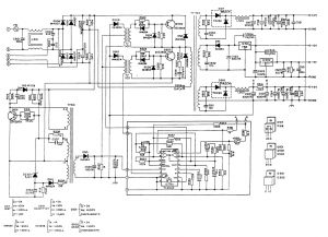 Wiring Diagram for A Power Pack Pp 20 - Wiring Diagram for A Power Pack Pp 20 Pc Smps at Cca 200w 8i