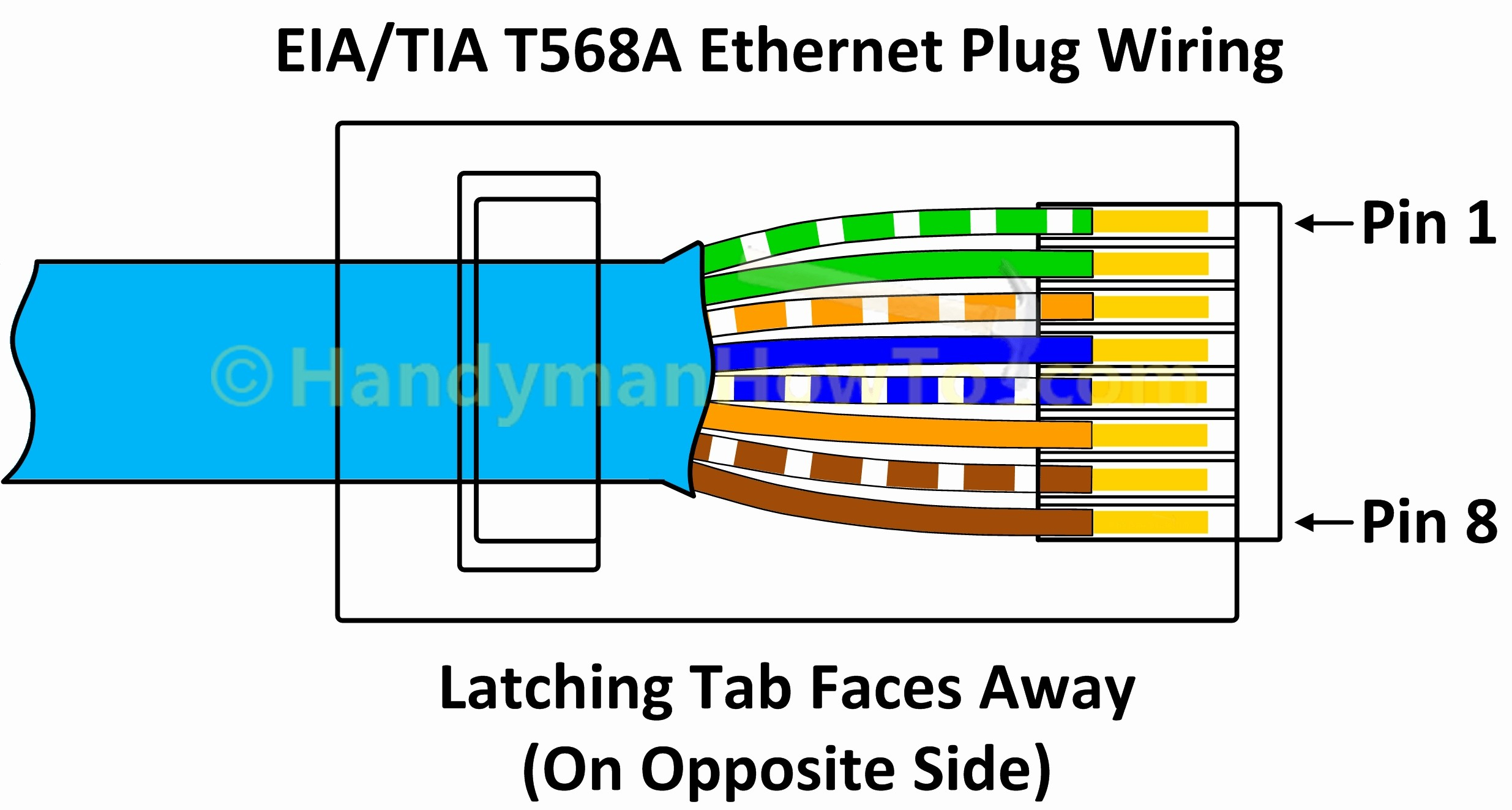 wiring diagram for cat6 connectors Download-Ethernet Wiring Diagram Cat6 Valid Wiring Diagram Cat6 Patch Cable Wiring Diagram Best Amazon 14-f