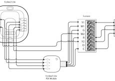 Wiring Diagram for the Nest thermostat - Nest thermostat Wiring Diagram 17n
