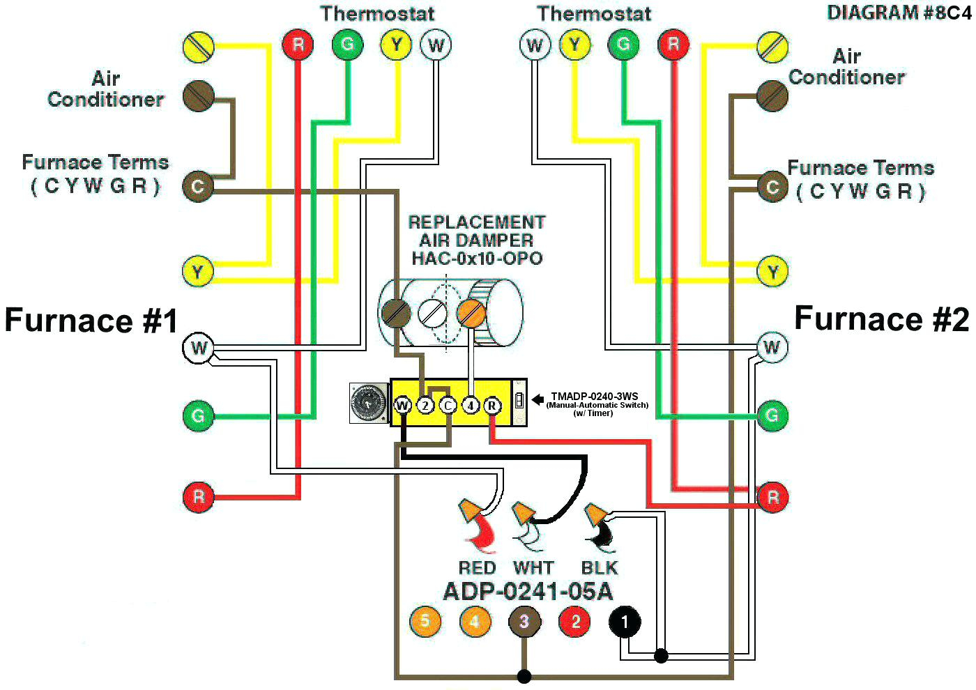 Wiring Diagram Immersion Heater Thermostat