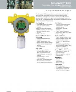 Xnx Honeywell Gas Detector Wiring Diagram - Users Can Modify Detector Operation Using the Lcd and Magnet Switches without Ever Needing to Open 5f